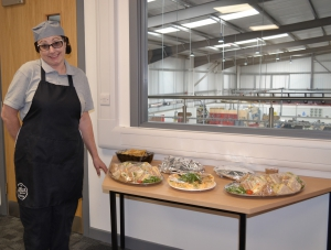 Office Canteen Catering Worcester