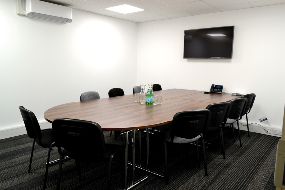 Worcester Meeting rooms