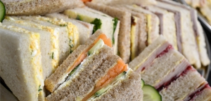 Catering Selection of Sandwiches