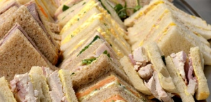 Office Canteen catering sandwiches
