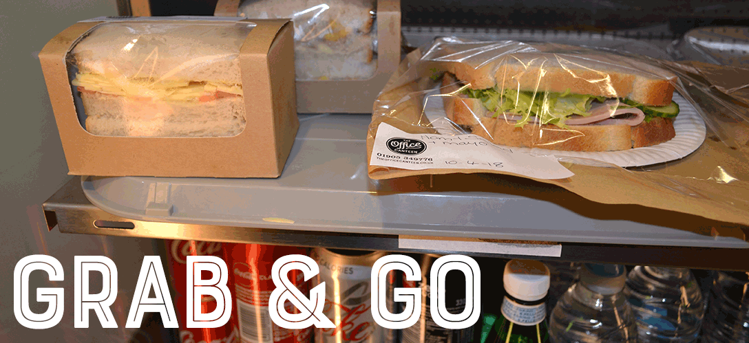 The Office Canteen Grab & Go lunch