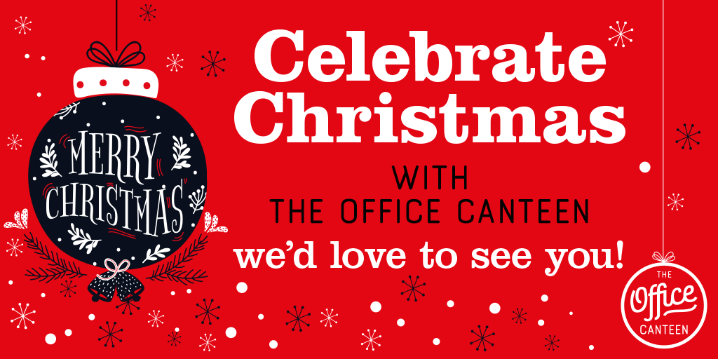 Celebrate Christmas Meal at The Canteen