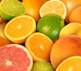 Citrus fruits are high in Vitamin C